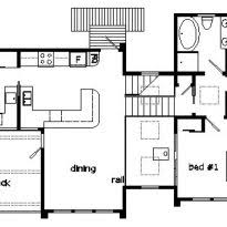 Rambler Open Floor Plans 100 Slab House Plans Open Floor Plan House Plans And Open