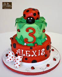 ladybug birthday cake 3d bug birthday cake the hudson cakery