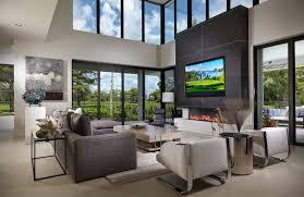Steven G Interior Design by Decorators Unlimited Soft Contemporary Interior Design Project