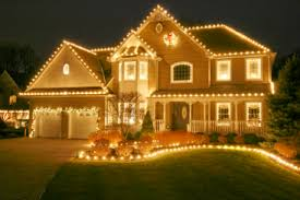 houses with christmas lights near me holiday light installation