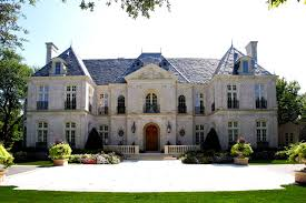 chateau style roots of style château architecture strides through a century