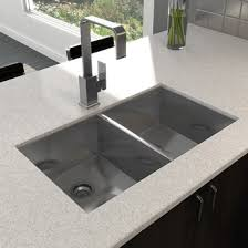 Solid Surface Sinks Kitchen by Install Undermount Sink Solid Surface Count 1 Rona