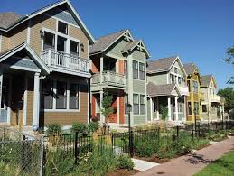 infill lot spotlight on single family urban infill development home design