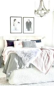 light pink and white bedding light pink comforter twin xl comforter set twin dorm brush college