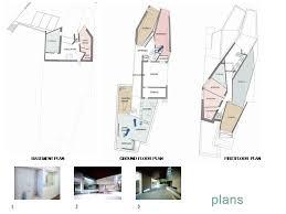 Studio Plans by Mobius House Un Studio Plans Re Elaborated Single Family