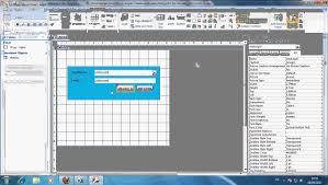 Membuat Form Login Dengan Ms Access 2007 | membuat form login di access youtube