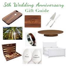 5th wedding anniversary ideas the adventure starts here 5th wedding anniversary gift ideas