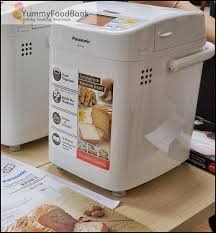 wonders of panasonic sd p104 bread maker