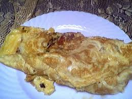 cuisine landaise omelette aux ognasses à la landaise recette oeufs supertoinette