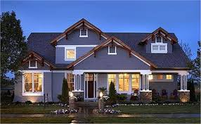 craftsman home a most popular architectural style design house plan