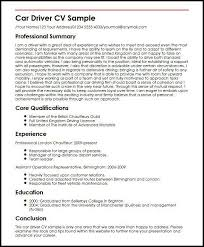 driver sample resume unforgettable truck driver resume examples