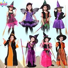 Halloween Witch Costumes Girls Halloween Witch Costume Girls Role Play Cosplay