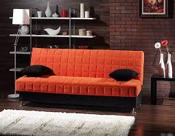 Orange Sofa Bed by Rio Sofa Bed Empire Furniture Usa Empire Furniture Usa 1 201