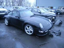 salvage porsche 911 for sale why was this 993 given a salvage title any portlanders this