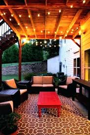 Patio Lights String Ideas Diy Outdoor Patio Lighting Ideas Great Lights String Garden