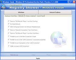 registry shower descargar
