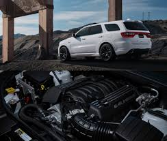 Dodge Durango Srt - dodge durango srt is america u0027s fastest and most powerful three row