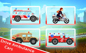 fast ambulance racing medics android apps on google play