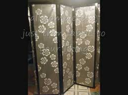 how to create your own privacy folding screen and length check