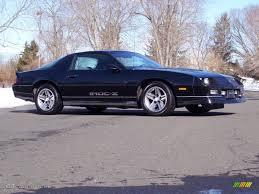black 1985 chevrolet camaro iroc z exterior photo 44741047