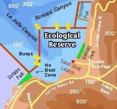 la jolla map the ecological reserve bike and kayak la jolla kayak bike and