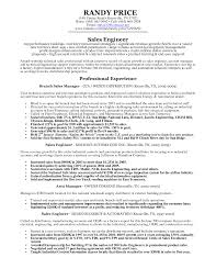 Resume For Manufacturing Job Mechanical Sales Engineer Resume Free Resume Example And Writing