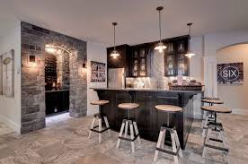 home bar interior turn your basement into a bar 20 inspiring designs that will
