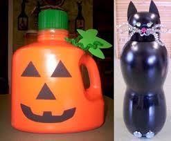 Recycled Halloween Crafts - wenona napolitano homemade halloween decorations crafty ho u2026 flickr