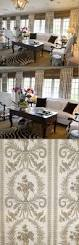 Toile Rugs Bank Of Windows Curtains Brown Gray White Toile From Vervain U0027s