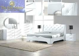 white king bedroom furniture set king bedroom sets contemporary modern bedroom sets white white king