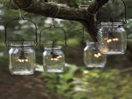 Mason Jar Lights Outdoor by Solar String Lights Outdoor Simple Outdoor Com