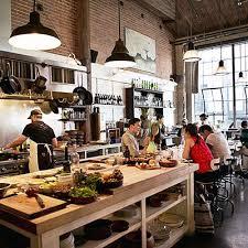 Kitchen Restaurant Design Open Kitchen Restaurant Design Kitchen And Decor