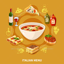 illustration cuisine cuisine set by macrovector graphicriver