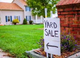 Plan Toys Parking Garage Sale by 15 Tips For A Super Profitable Yard Sale Money Talks News