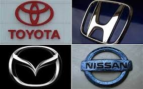 cars made by toyota toyota honda nissan and mazda recall 3 4m cars possible