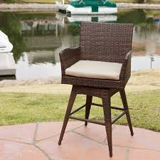 Outdoor Bar Stools With Backs Furniture The Best Choice Of Swivel Bar Stools With Arms Nu