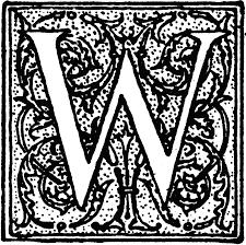 W by Parent Workshop Clipart 1915080