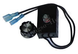 amazon com hongso fireplace stove blower fan variable rheostat