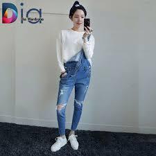 Jeans Jumpsuit For Womens Denim Jumpsuits For Sale Fashion Ql