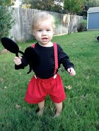 Mickey Mouse Toddler Halloween Costume Mickey Mouse U0026 Minnie Mouse Infant Baby Halloween Costumes