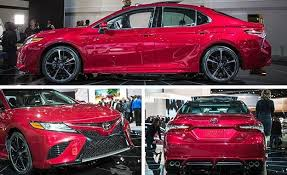 all black toyota camry 2018 toyota camry photos and info car and driver