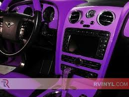 pink bentley interior rwrap dash kit wraps vinyl films