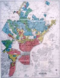 A New Map Of Jewish by Philadelphia Redlining Maps Sociological Images
