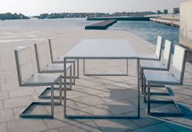 modern outdoor dining table contemporary outdoor dining furniture uk outdoor designs