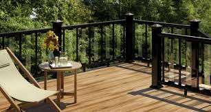 decorative balusters add design flair to deck railings deckorators