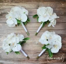 bridesmaid bouquet bridesmaid bouquet wedding flowers orchid bouquet silk bouquet