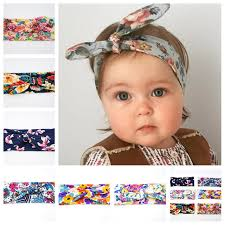 headbands for baby aliexpress buy 3 pcs lot new floral pattern headbands