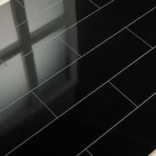 elesgo supergloss black micro v5 groove laminate flooring