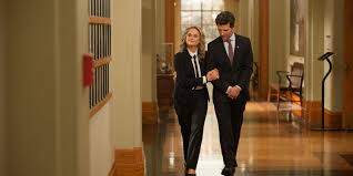 the u0027parks and rec u0027 finale flash forwards gave us 12 happy endings
