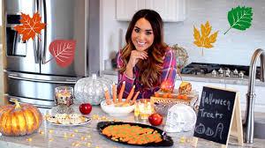halloween inspired treats festive fall recipes alexandrea